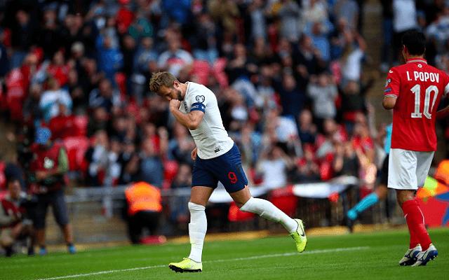 Kane-ék újabb magabiztos győzelmet arathatnak. - Fotó: twitter.com/England