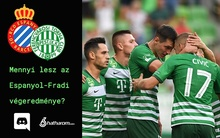 Tippelj az Espanyol-Fradira és nyerj!