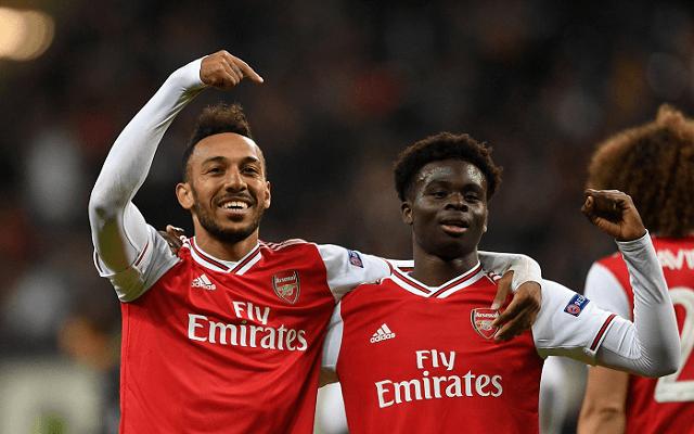 Az újoncot fogadja az Arsenal. - Fotó: twitter.com/Arsenal