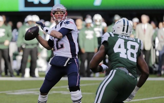 A New England 0-4 ATS, ha 20 pontnál nagyobb favorit volt. - Fotó: NFL