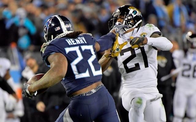 Henryvel tavaly nem tudott mit kezdeni a Jags védelme. - Fotó: NFL