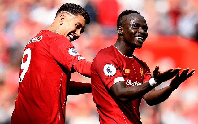 A Liverpool eddig százszázalékos a bajnokságban. - Fotó: twitter.com/LFC