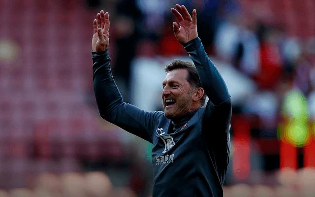 Az elmúlt hetekben szárnyal a Southampton. - Fotó: twitter.com/SouthamptonFC