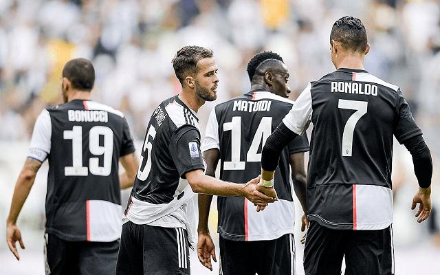 A Juventus a Leverkusent fogadja kedden. - Fotó: twitter.com/juventusfc