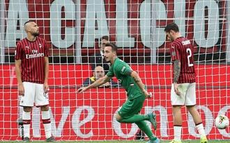 Győztes taktikán kár változtatni - tipp a Milan következő szenvedésére