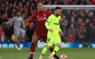 Messi szorzója csökkent, Van Dijké nőtt