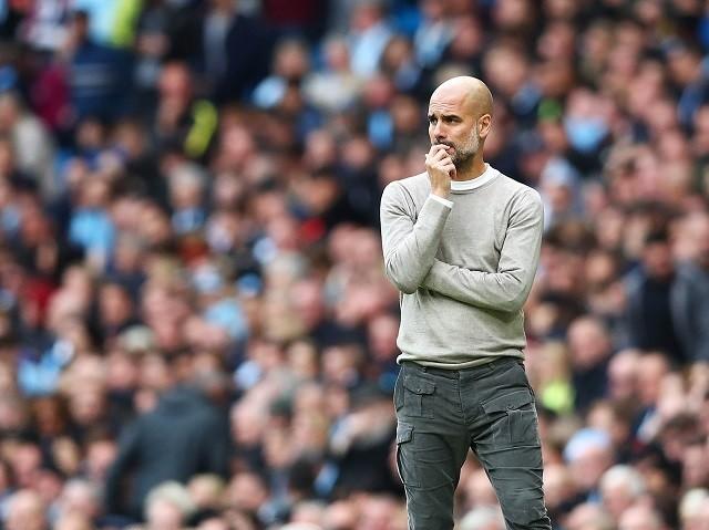 Guardiola gépezetébe újabb porszem került / Manchester City - Facebook
