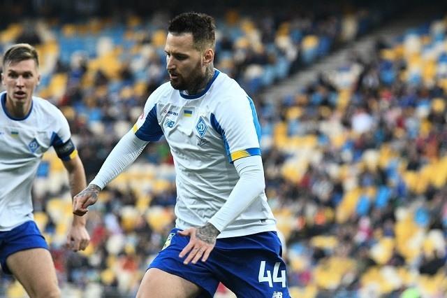 Kádár valószínű ott lesz a kezdőben / Fotó: Dinamo Kyiv