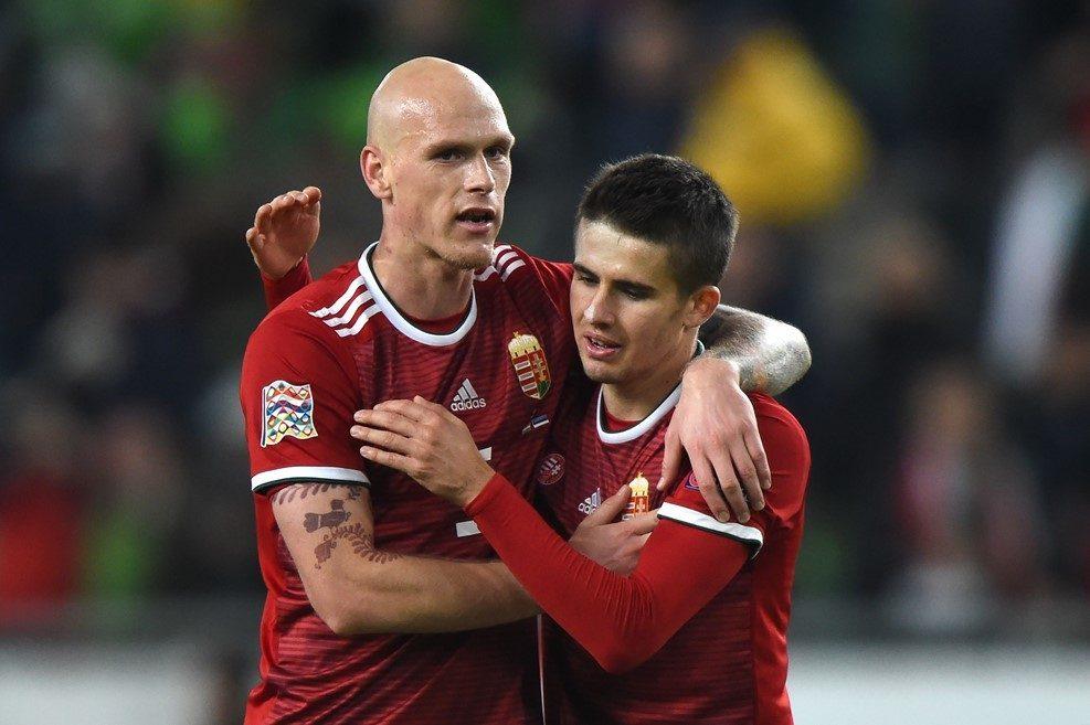 Baráth és Nagy eltiltás miatt nem lép pályára Splitben /uefa.com