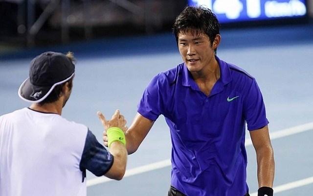 Zhang képes lehet meglepetést okozni. - Fotó: ATP
