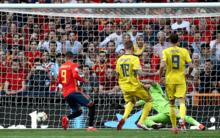 Mi másra is fogadhatnánk a spanyolok meccsén...