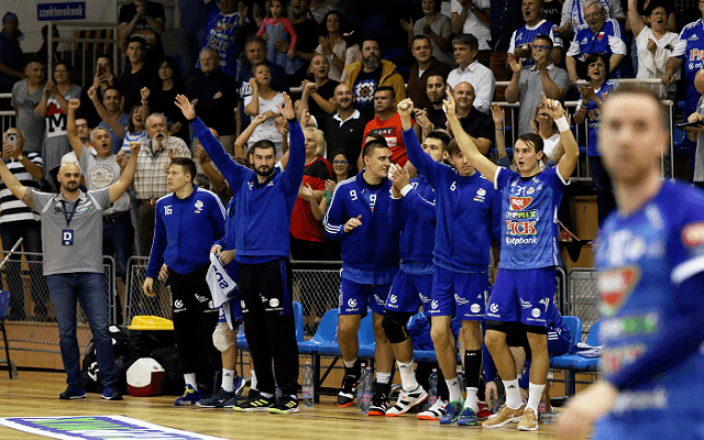 A szegedi csapat ezúttal Zágrábba utazik. - Fotó: pickhandball.hu