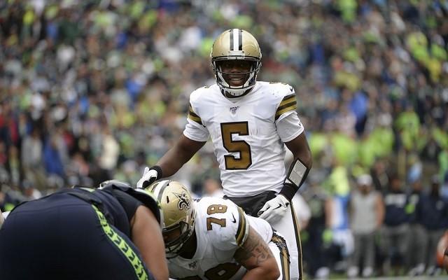 A New Orleans Teddy Bridgewater irányításával is szárnyal. - Fotó: NFL