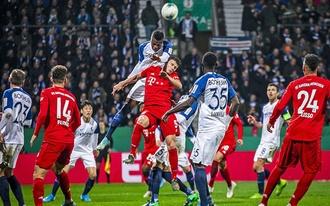 Mire lesz képes hétfőn a Bayern-szorongató Bochum?