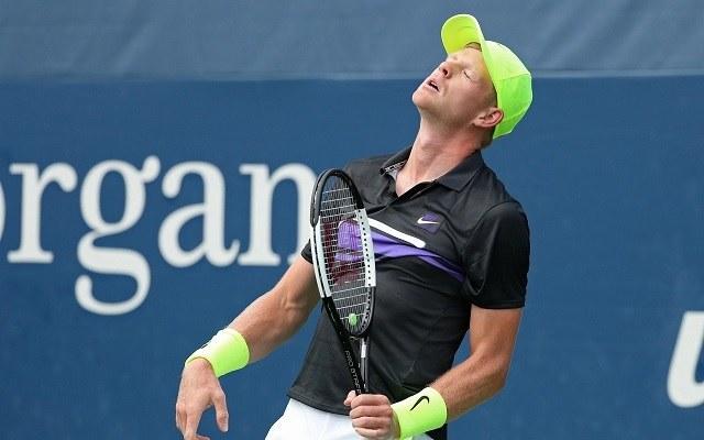 Ez nem Edmund szezonja. - Fotó: ATP