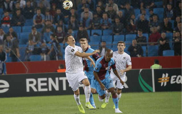 A Krasznodar hazai pályán esélyes a Trabzonspor ellen. - Fotó: twitter.com/trabzonspor