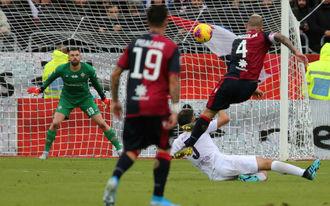 Dobhatja a kupát a bajnokesélyes - tipp az Inter-Cagliarira