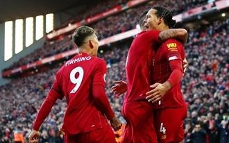 Mikor kezdjünk a Liverpool ellen fogadni?