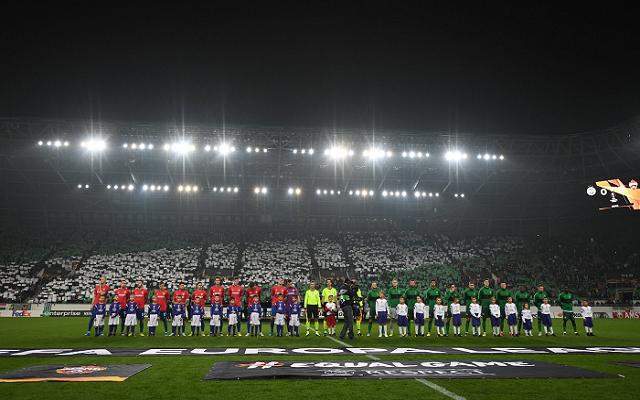 Sorsdöntő meccs előtt a Ferencváros. - Fotó: facebook.com/fradi.hu