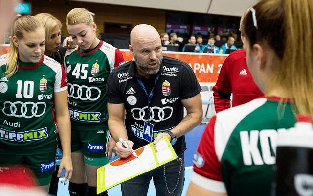 Komoly téttel bír a mieink második vb meccse. - Fotó: MKSZ/Kovács Anikó