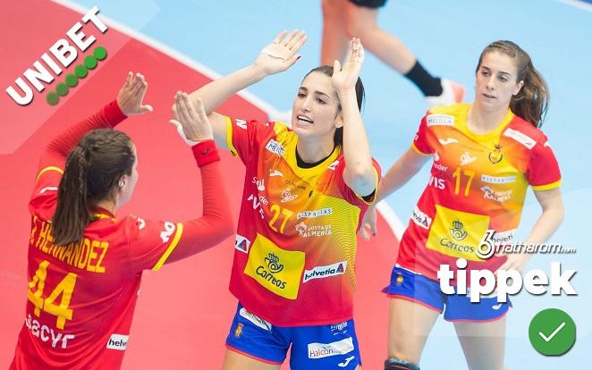 A spanyolok százszázalékos teljesítménnyel juthatnak tovább a csoportból. - Fotó: japanhandball2019.com