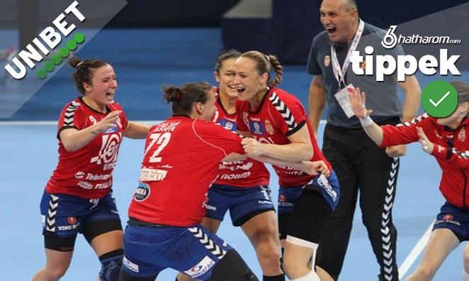 A szerbek sorsdöntő meccset vívnak szerdán. - Fotó: japanhandball2019.com
