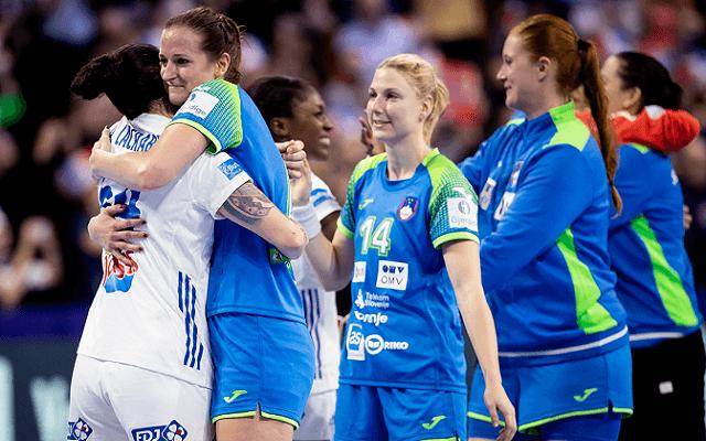 Szlovénia akár szoros meccset is játszhat Norvégiával. - Fotó: fra2018.ehf-euro.com/