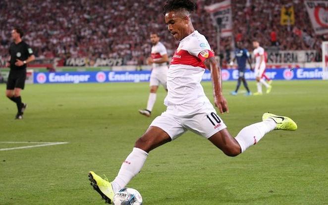 Remek hír a hazaiaknak, hogy Didavi, a csapat egyik legfontosabb tagja újra bevethető. Fotó: VfB Official