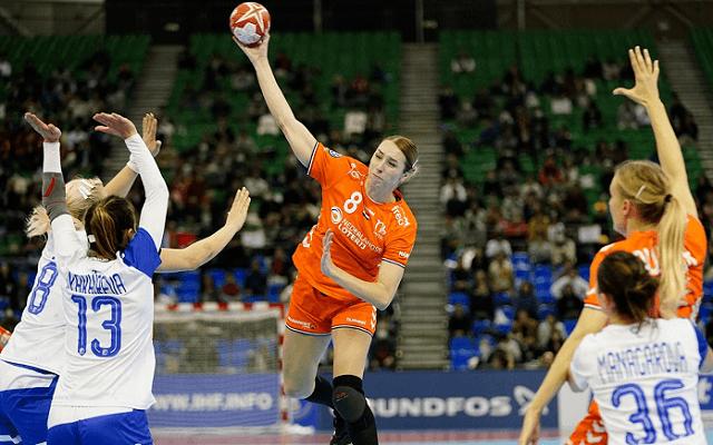 A hollandok az aranyért, az oroszok a bronzért játszanak vasárnap. - Fotó: japanhandball2019.com