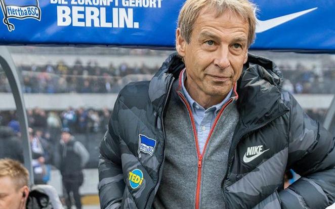 Klinsmann nehéz helyzetet örökölt elődjétől. Fotó:Twitter