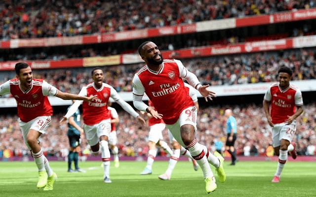 Az Arsenal szoros meccset játszhat a Manchester Cityvel. - Fotó: twitter.com/lacazettealex