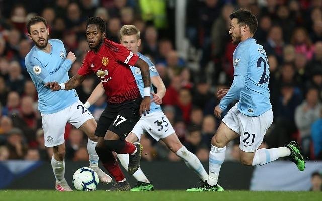 A bukiknál a United a kőkemény underdog. - Fotó: twitter.com/manutd