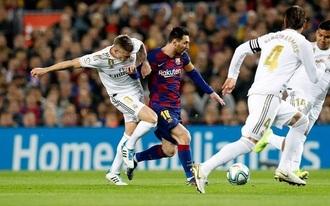 Nem került közelebb a Real a Barcelonához