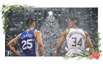 Nem tudjuk elengedni a Greek Freaket - tipp az NBA karácsonyi játéknapjára