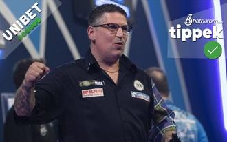 Chizzyék és Andersonék is kivághatják a 180 biztosítékot - napi tippek a darts-vb-re
