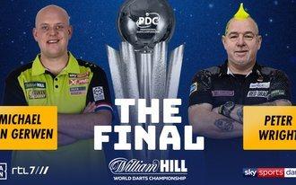 Van Gerwen vagy Wright nyeri a döntőt? Szavazz!