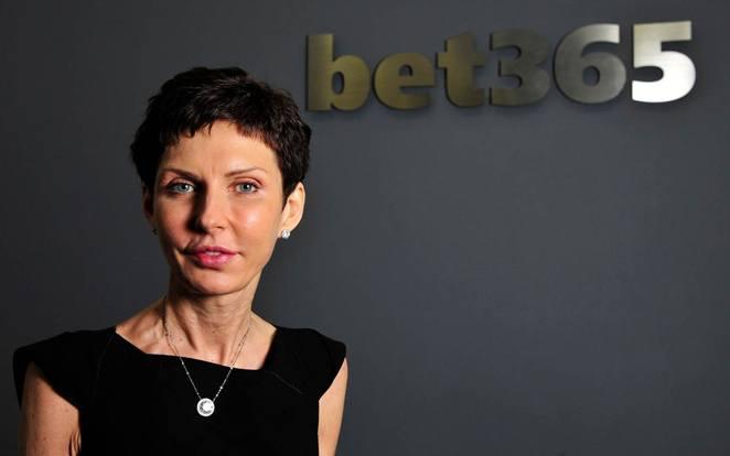 Denise Coates, a bet365 igazgatója // Fotó: FT.com