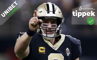 Masszív duplázóval próbálkozunk vasárnap - tippek az NFL rájátszására