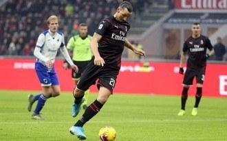 Meglepő, de nem Ibrával lövetünk gólt a Milan kupameccsén