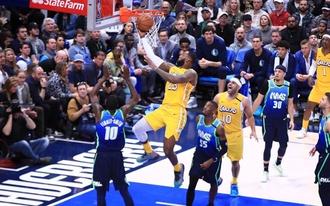 Nem véletlenül underdog a Lakers