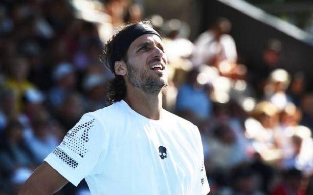 Lopez első negyeddöntőjére készül az ASB Classic-on. - Fotó: ATP