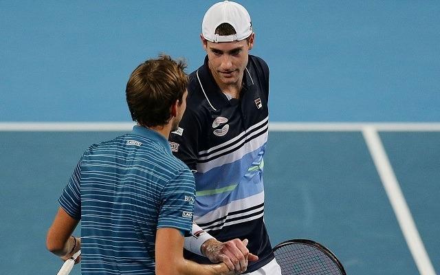 John Isner pocsékul indította a 2020-as szezont. - Fotó: ATP
