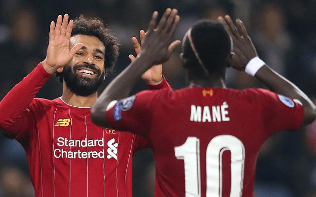 A Salah-Mané páros kereken 300 millió eurót ér /