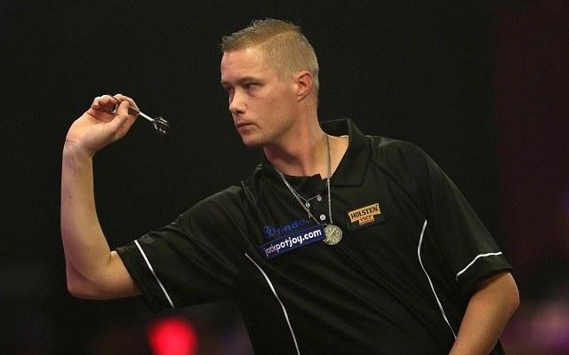 Harms kétszeres BDO darts-vb elődöntős. - Fotó: BDO