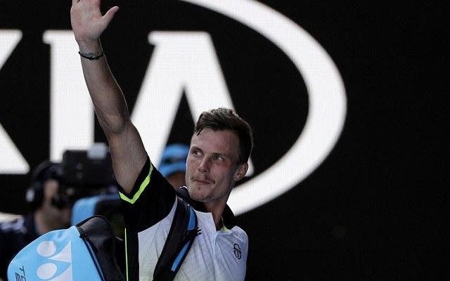 Fucsovics harmadik alkalommal főtáblás Melbourne-ben. - Fotó: ATP