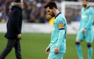 Azonnali hatállyal kirúgták Messit!