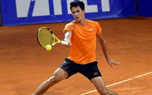 Underdogként nyerte első meccsét Balázs Atti Cordobában. - Fotó: ATP