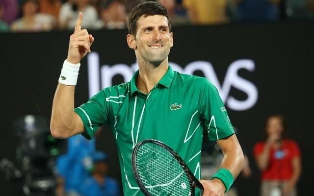 Novak Djokovics nyolcadik címét készül elhódítani Melbourne-ben. - Fotó: ATP