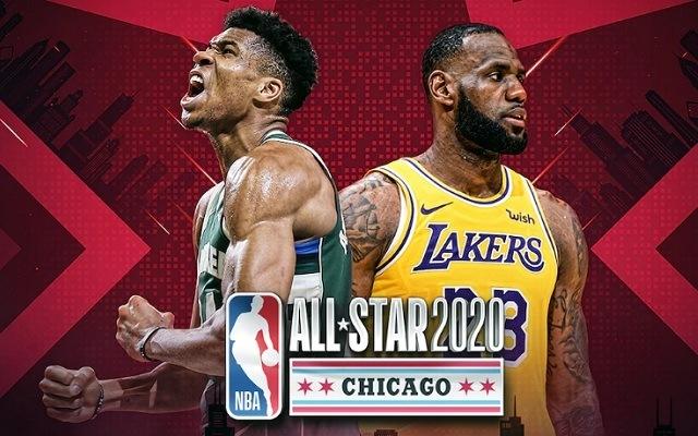 Giannis és LeBron csapata csap össze a 2020-as gálán. - Fotó: NBA
