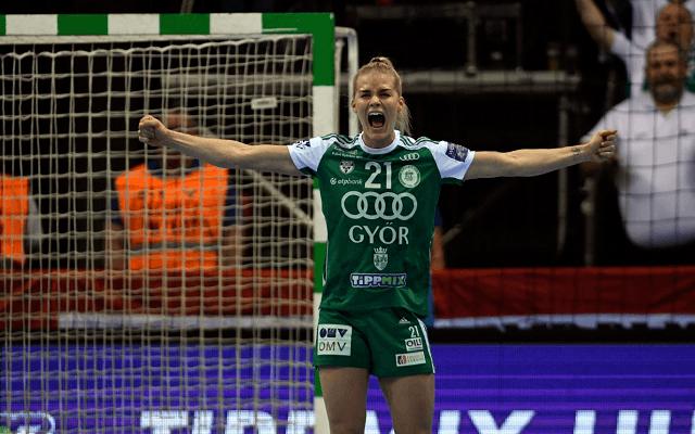 Könnyen lehet, hogy Kristiansenéknek nem kell pályára lépniük a negyeddöntőben... - Fotó: ehfcl.com